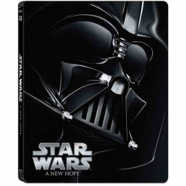 Star Wars - A New Hope EP.4   (Limited Edition Steel Book)