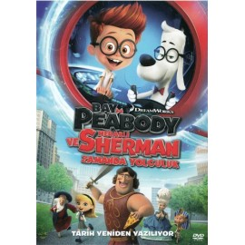 Mr. Peabody - Sherman - Zamanda Yolculuk