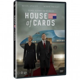 House Of Card - Sezon 3 (4 DVD )