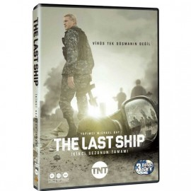 The Last Ship - Sezon 2  (3 DVD)