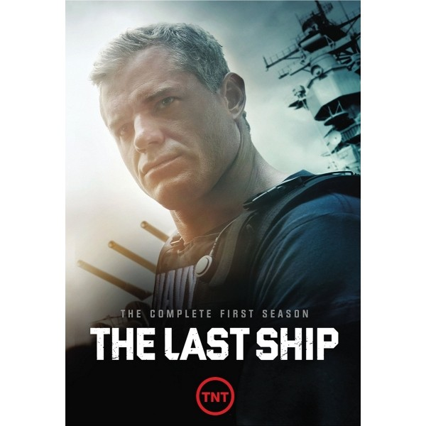 The Last Ship - Sezon 1  (3 DVD)