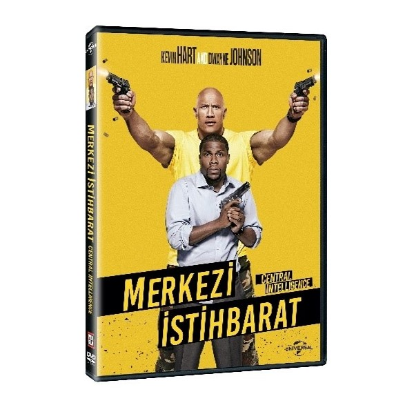 Merkezi İstihbarat - Central Intelligence