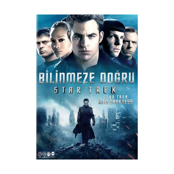 Star Trek  - Bilinmeze Doğru / Star Trek Into The Darkness