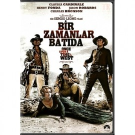 Bir Zamanlar Batıda  - Once Upon A Time in The West