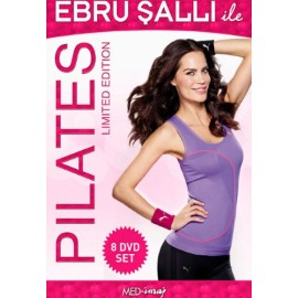 Ebru Şallı ile Pilates  - Ebru Şallı  Limited Edition (8 DVD Set)