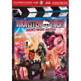 Monster High - Hauntlywood Macerası / Frights Camera Action (Bas Oynat)