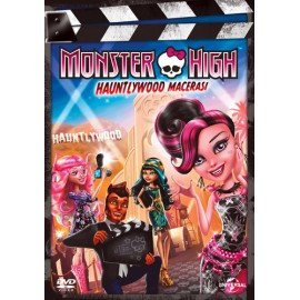 Monster High - Hauntlywood Macerası / Frights Camera Action