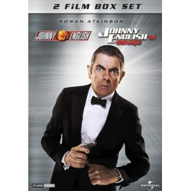 Johnny English - DVD İkili Box Set