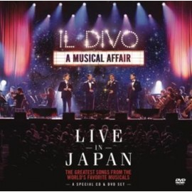 İl Divo- A Musical Affair : Live In Japan