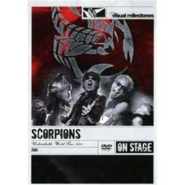 Scorpions - Unbreakable World Tour