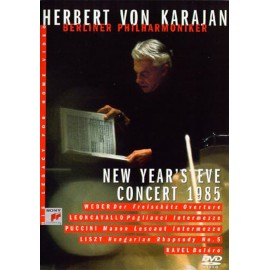 Herbert Von Karajan - New Years Eve Concert 1985
