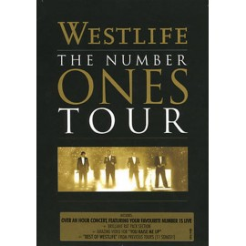 Westlife - The Number Ones Tour