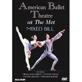 American Ballet Theatre - Mixed Bill