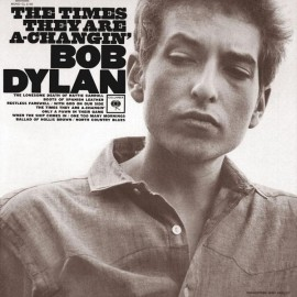 Bob Dylan -  The Times They Are A Changin – Plak