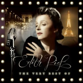 Edith Piaf -   The Very Best Of Edith Piaf (Plak)