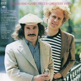 Simon  -  Garfunkel  - Greatest Hits (1972) – (Plak)