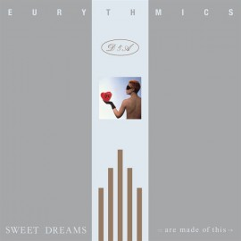 Eurythmics - Sweet Dreams  (Are Made Of This) 1983 (Plak)