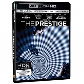 Prestij / The Prestige - 4K UHD Blu-Ray
