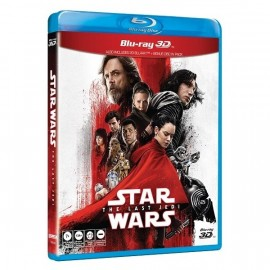 Star Wars: Son Jedi (3D - 2D Blu-Ray)