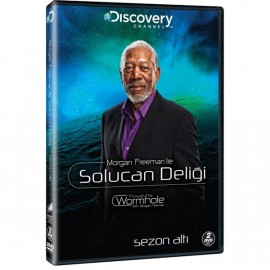 Morgan Freeman ile Solucan Deliği - Sezon 6 (2 DVD)