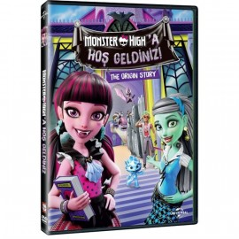 Monster High - Monster High'a Hoşgeldiniz