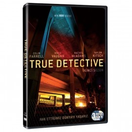 True Dedective- Sezon 2(3 DVD)