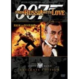James Bond - Rusya'dan Sevgilerle / From Russia With Love