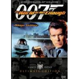 James Bond - Dünya Yetmez / The World Is Not Enough