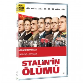 The Death Of Stalin - Stalin'in Ölümü - DVD