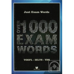 Just Exam Words - TOEFL, KPDS, ÜDS, IELTS, YDS