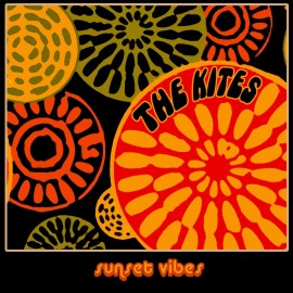 The Kites - Sunset Vibes (Clear Blue Vinyl) - Plak