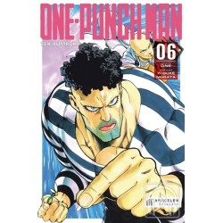 One-Punch Man - Cilt 6