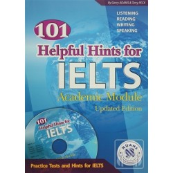 101 Helpful Hints for IELTS - Academic Module with MP3 Audio CD